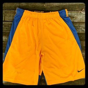 Nike Men's drifit athletic shorts Medium